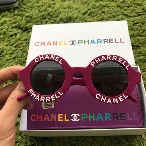 Accessories - Chanel Pharrell sunglasses!!